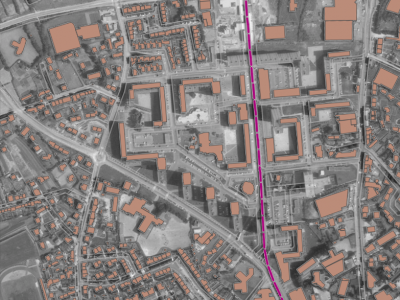 Anatomie du quartier